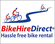 Hire bikes, delivered to your holiday property