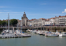 The port of La Rochelle