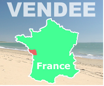 Vendee holiday accommodation and tourist information, west coast of France.