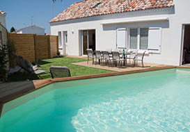 Attractive 4 bedroom villa on the Vendee coast