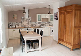 Cosy retreat for couples on the Vendee coast