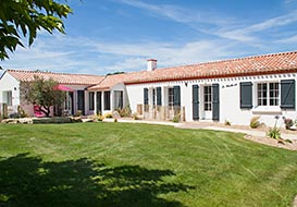 Spacious 5 bedroom villa on the Vendee coast