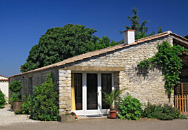 2 bedroom cottage on the Vendee coast
