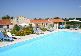 Child friendly holiday villas in Vendee