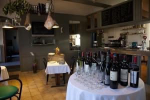 St George Restaurant St Juire